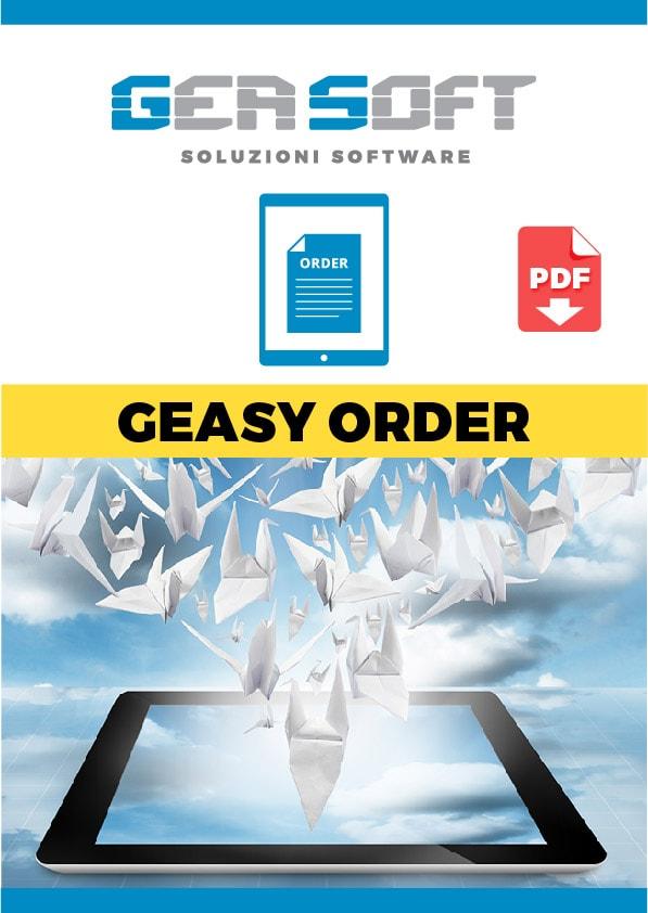 Brochure Gea Order