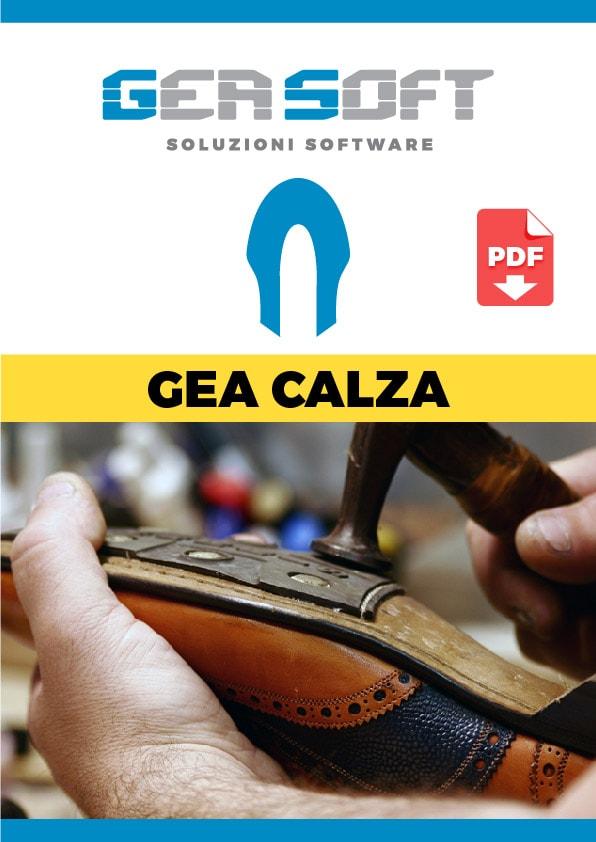 Brochure Gea Calza