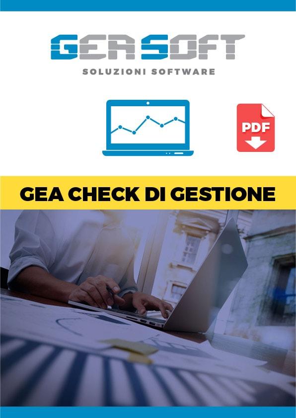 Software Gea Check Gestione