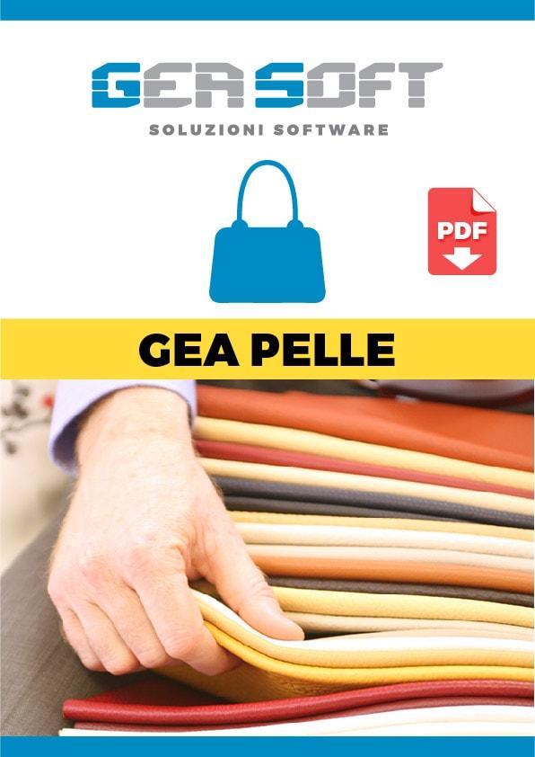 Brochure Gea Pelle